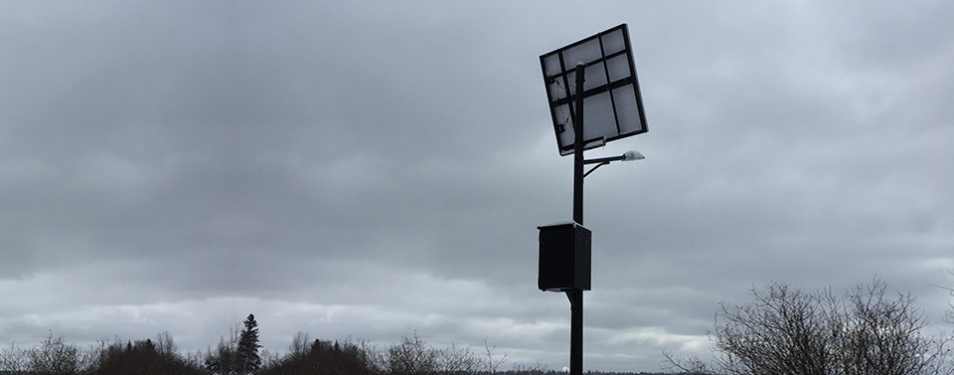 The Solar Street Light Advantage